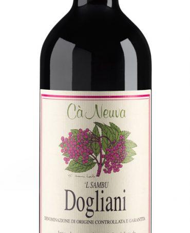 Dogliani DOCG 'L Sambu - Cà Neuva (bottle)