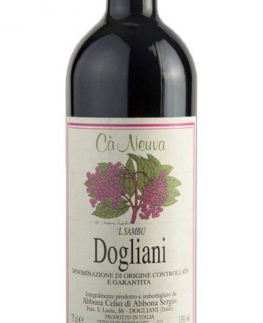 Dogliani DOCG L'Sambù - Cà Neuva (bottiglia)