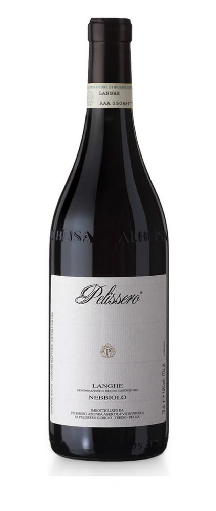 Langhe DOC Nebbiolo - Pelissero (bottiglia)