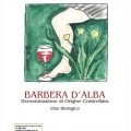 Barbera d'Alba DOC - Barovero (label)