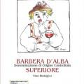 Barbera d'Alba Superiore DOC - Barovero (etichetta)