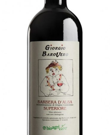 Barbera d'Alba Superiore DOC - Barovero (bottle)