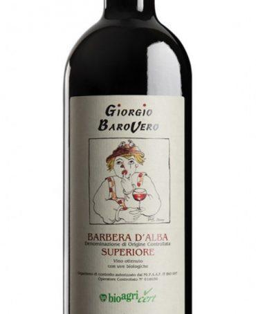 Barbera d'Alba Superiore DOC - Barovero (bottiglia)