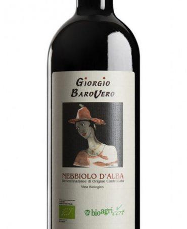 Nebbiolo d'Alba DOC - Barovero (bottle)