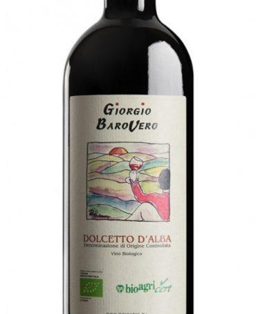 Dolcetto d'Alba DOC - Barovero (bottiglia)
