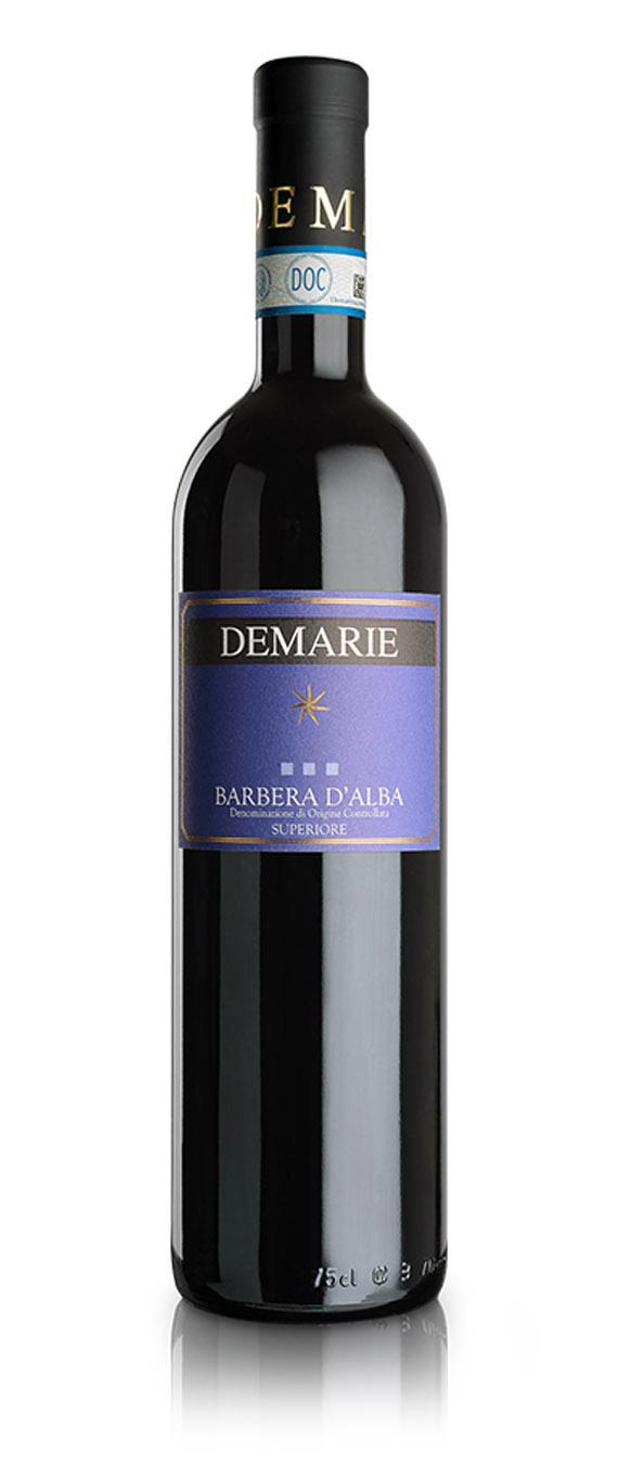 Barbera d'Alba Superiore DOC - Demarie (bottiglia)