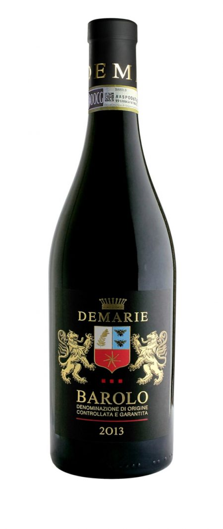 Barolo DOCG - Demarie (bottle)
