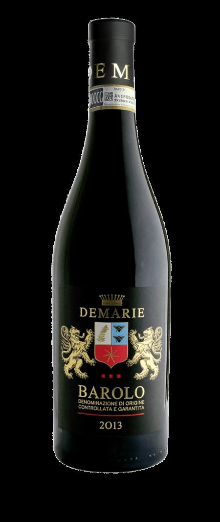 Barolo DOCG - Demarie (bottle)