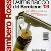 Almanacco del Bere Bene 2009 – Gambero Rosso