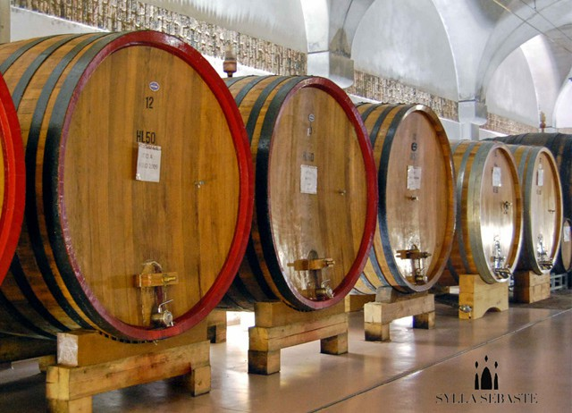 The big barrels