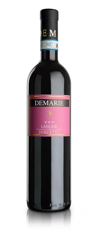 Langhe Dolcetto DOC - Demarie (bottiglia)