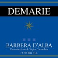 Barbera d'Alba Superiore DOC - Demarie (label)