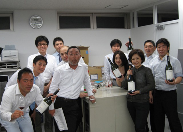 Pelissero Wines in China