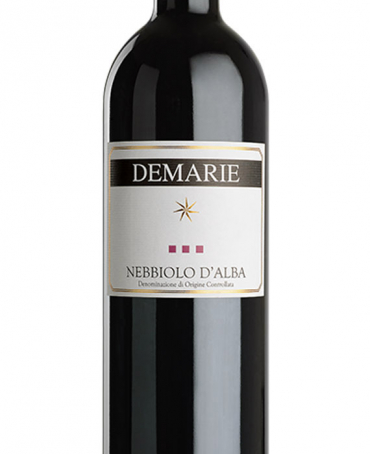 Nebbiolo d'Alba DOC - Demarie (bottiglia)