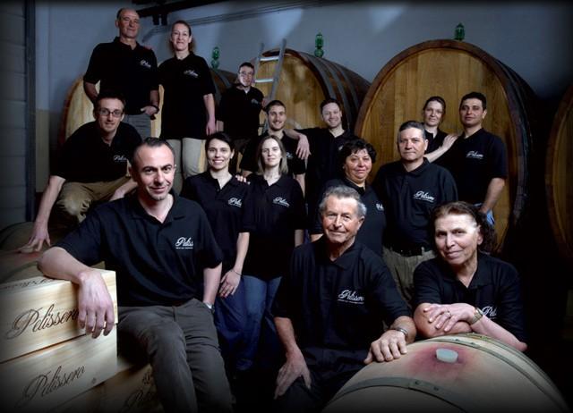 Pelissero Wines in China
