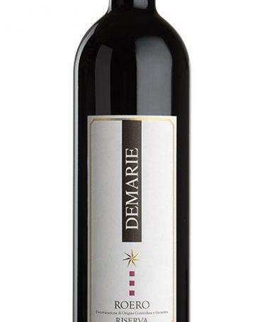 Roero Riserva DOCG - Demarie (bottle)