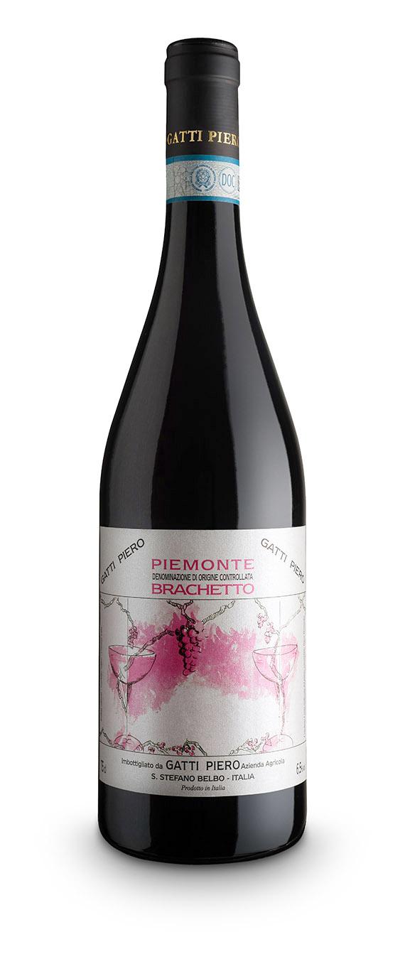 Piemonte Brachetto DOC - Gatti Piero (bottle)