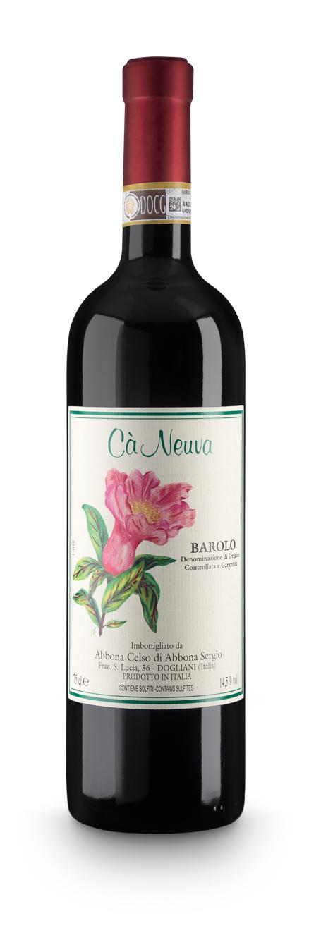 Barolo DOCG - Cà Neuva (bottiglia)