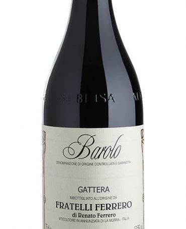 Barolo Docg Gattera - Fratelli Ferrero (bottiglia)