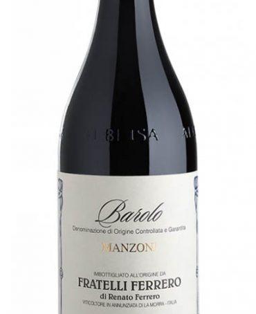 Barolo Manzoni Docg - Fratelli Ferrero (bottiglia)