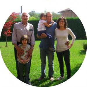 La famiglia Borgogno
