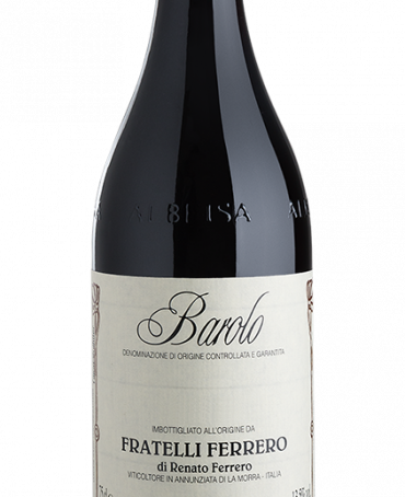 Barolo Docg - Fratelli Ferrero (bottiglia)