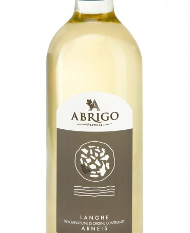 Langhe Arneis DOC - Abrigo (bottle)