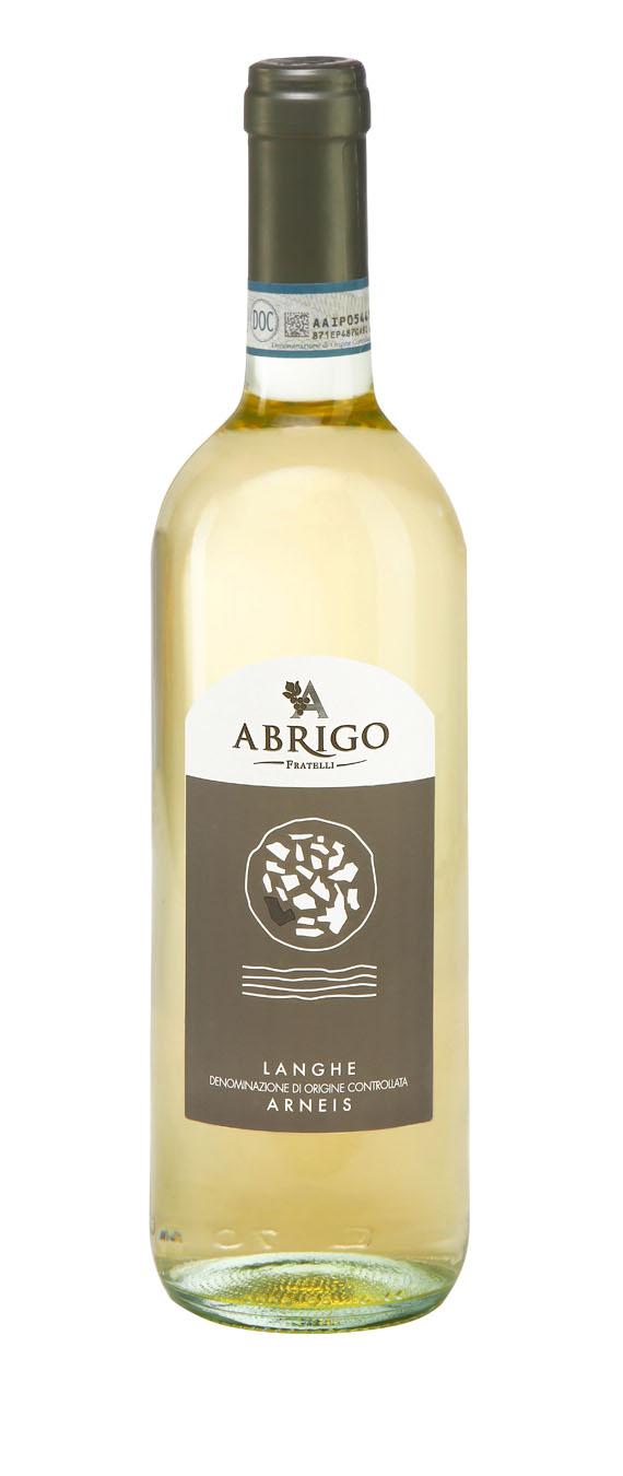 Langhe Arneis DOC - Abrigo (bottle)