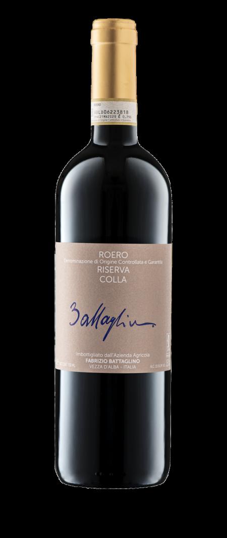 Roero DOCG Riserva Colla - Battaglino (bottle)