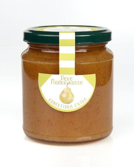 Madernassa pear jam - Orto Smeraldo