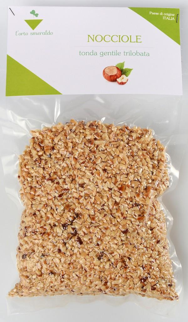 Grains of hazelnuts - Orto Smeraldo