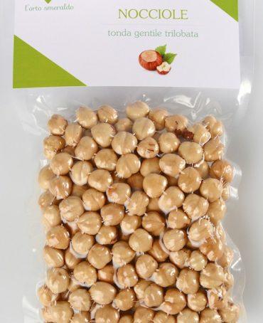 Toasted hazelnuts - Orto Smeraldo