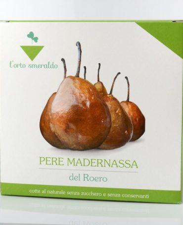 Madernassa pears - Orto Smeraldo