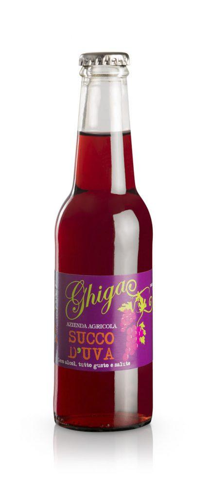 Succo d'Uva - Ghiga (bottle)
