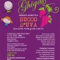 Succo d'Uva - Ghiga (label)