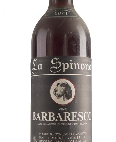 Barbaresco 1971 - La Spinona