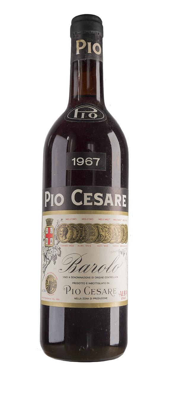 Barolo 1967 - Pio Cesare