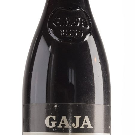 Gaja - Barbaresco 1989 dettaglio