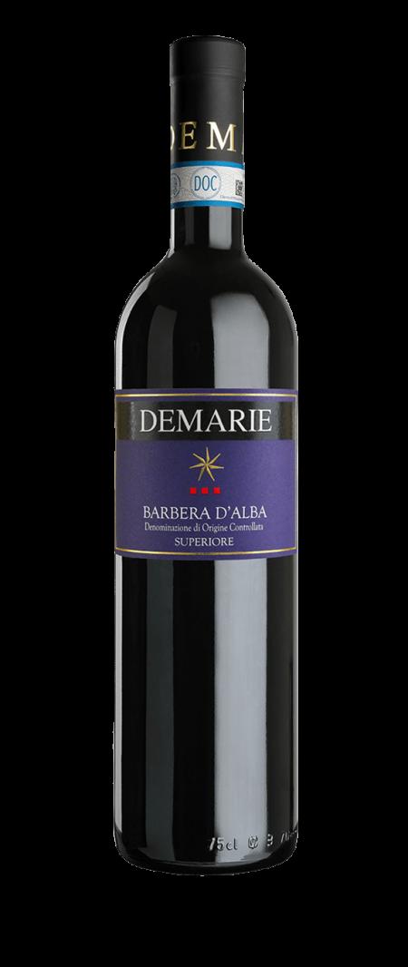 Barbera d'Alba Superiore DOC - Demarie (bottle)