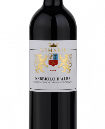 Nebbiolo d'Alba DOC - Demarie (bottle)