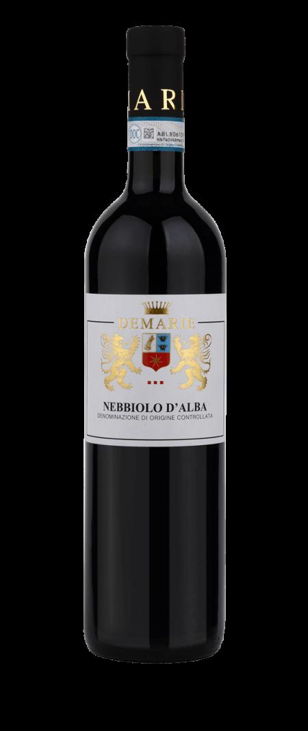 Nebbiolo d'Alba DOC - Demarie (bottle)