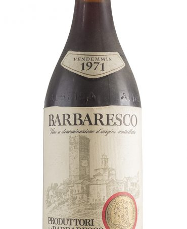 Barbaresco 1971 - Produttori del Barbaresco