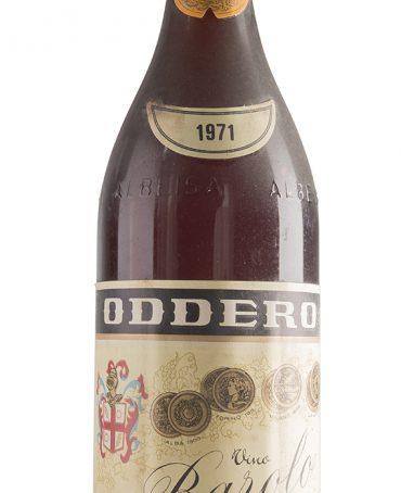 Barolo 1971 - Oddero