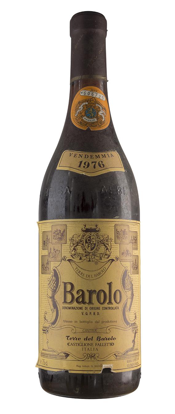 Barolo 1976 - Terre del Barolo