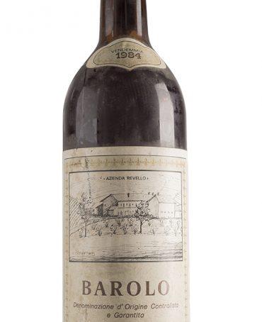 Barolo 1984 - Revello