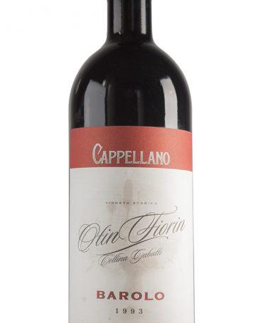Barolo 1993 - Cappellano