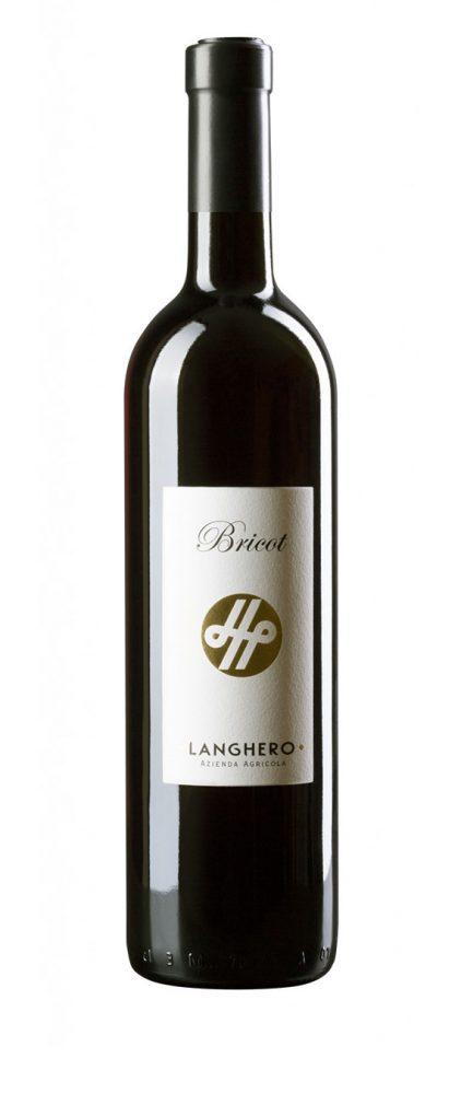 Vino rosso Bricot - Langhero (bottiglia)