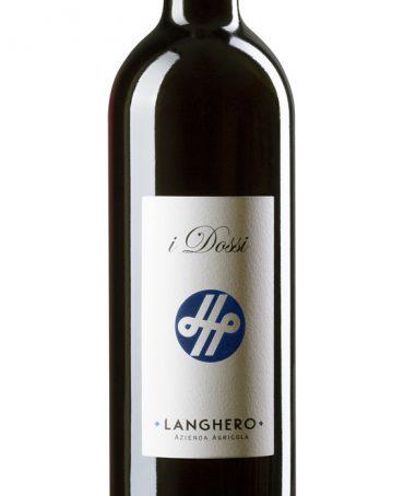 Vino rosso I Dossi - Langhero (bottiglia)