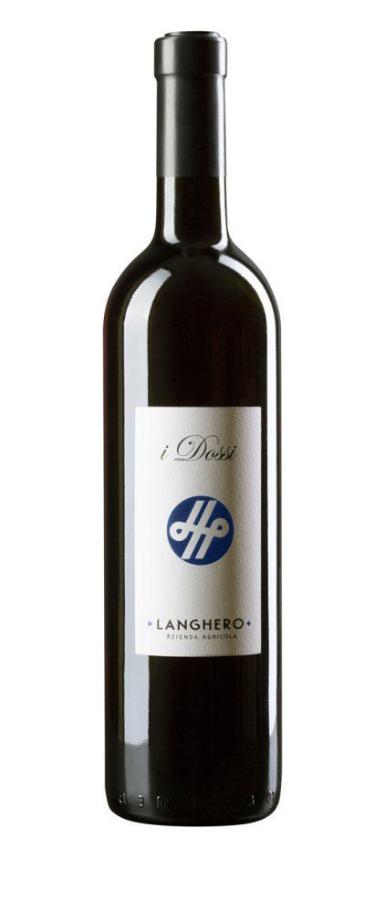 Vino rosso I Dossi - Langhero (bottle)