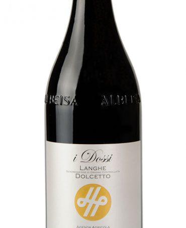 Langhe Dolcetto DOC - Borgogno Rivata (bottle)